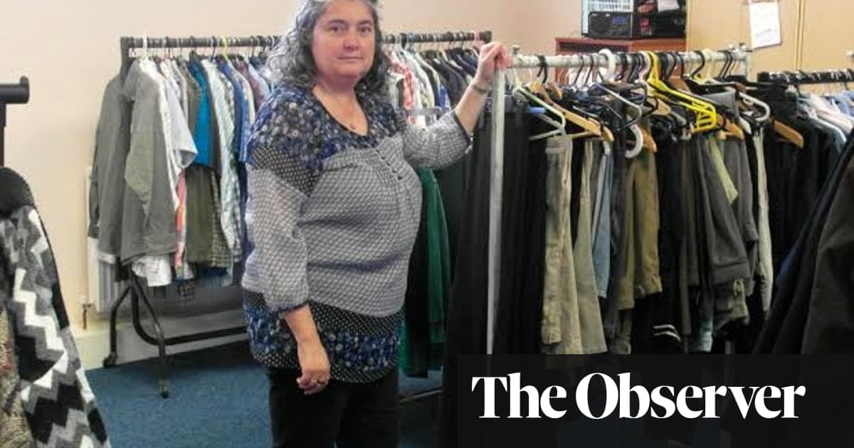 Clothing banks warn of families in crisis as demand soars