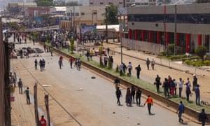 Bamenda, Cameroon, on 8 December 2016.