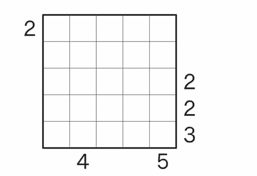 Skyscraper puzzle 2