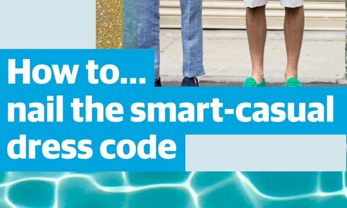 125031aa03 How to nail the smart-casual dress code – video