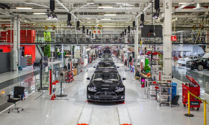 Tesla factory workers reveal pain, injury and stress