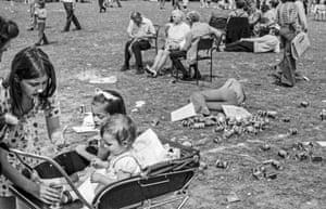 Hackney Marsh Fun Festival, 1974