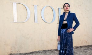 Freida Pinto also attended the event.
