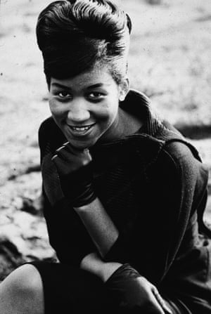 Aretha in 1961