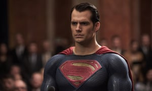 Henry Cavill as Kal-El in Batman v Superman: Dawn of Justice.