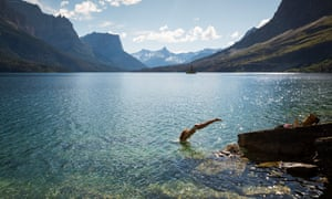Wild swimming is increasingly popular, even with the fashion pack.