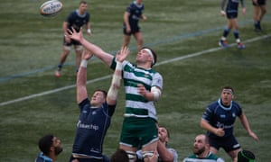 Ealing Trailfinders comfortably defeated Bedford Blues in the Championship