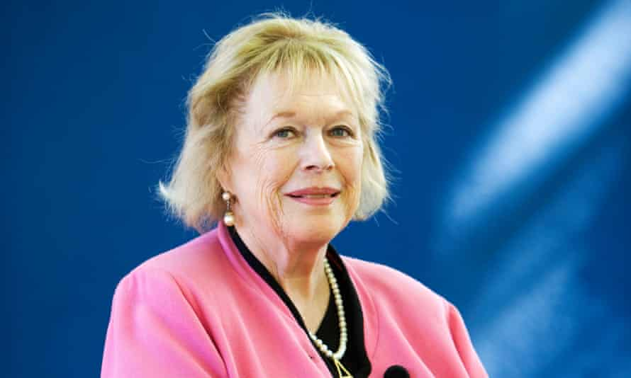 Antonia Fraser said her late husband 'admired Margaret Atwood in three ways: as a writer, a campaigner and a person'.