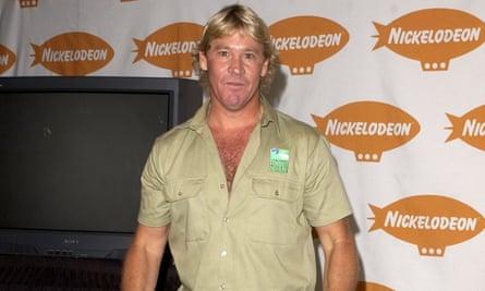 Steve Irwin died in 2006
