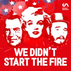 We Didn't Start the Fire podcast