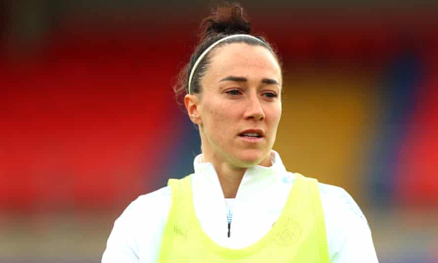 England and Manchester City's Lucy Bronze