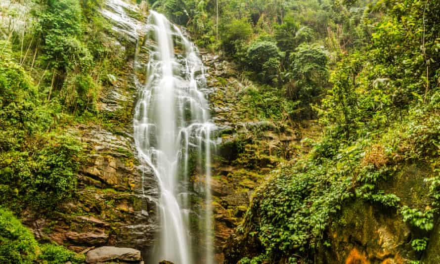 Waterfall Khe Kem