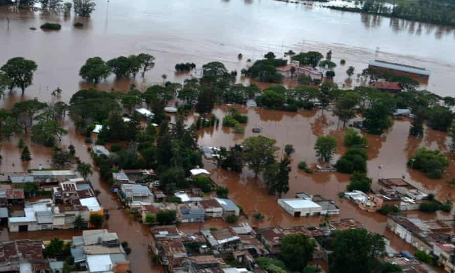 Flooding Concordia