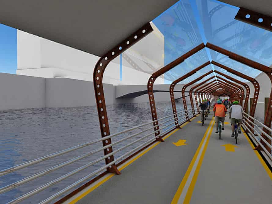 Images for Chicago Riverride, Chicago's floating cycle way