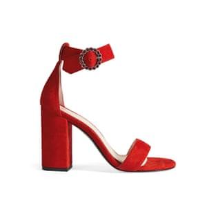 Mid-Range Red, £280, uk.maje.com