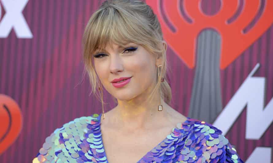 Taylor Swift wrote to group: 'I'm so grateful that they're giving all people a place to worship.'