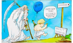 Chris Riddell The Guardian