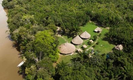 Rewa Ecolodge, Guyana