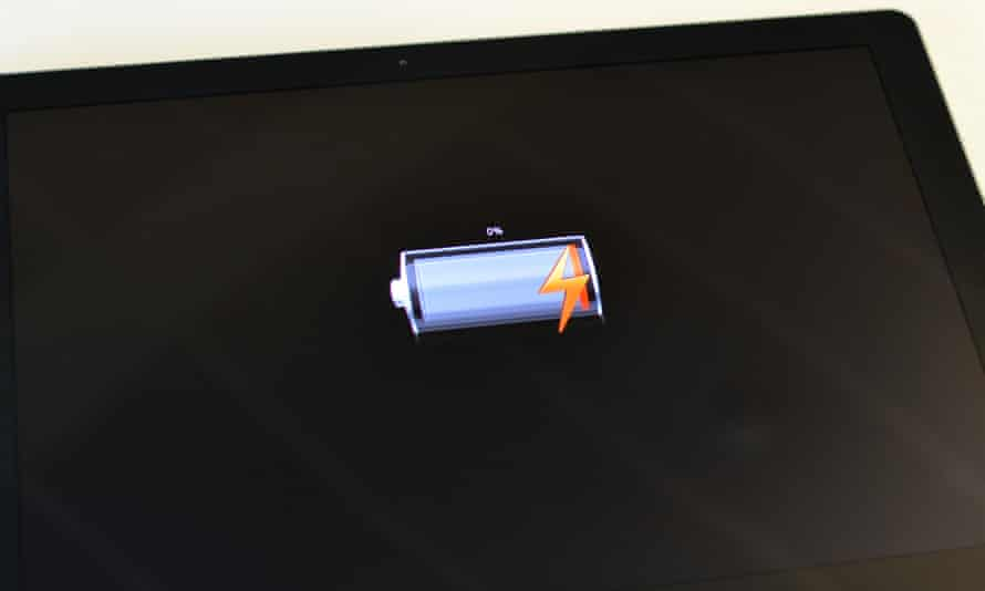 Samsung TabPro S battery completely flat