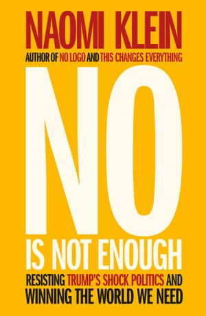 No Is Not Enough cover