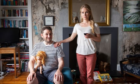 Jon Richardson and Lucy Beaumont: 'This will be in pieces. We'll all be in pieces!'