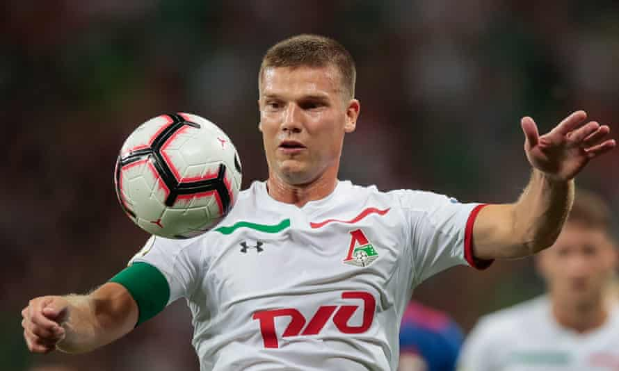 Igor Denisov's midfield steel could be crucial in a tight group.