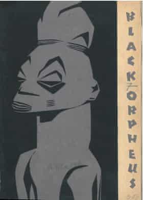Nigerian literary journal Black Orpheus (1957–1975)