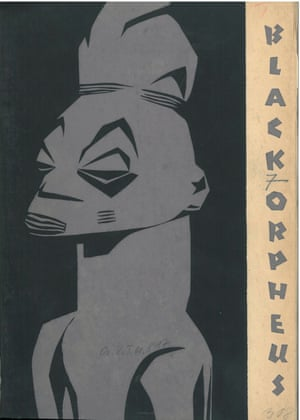Nigerian literary journal Black Orpheus (1957–1975)