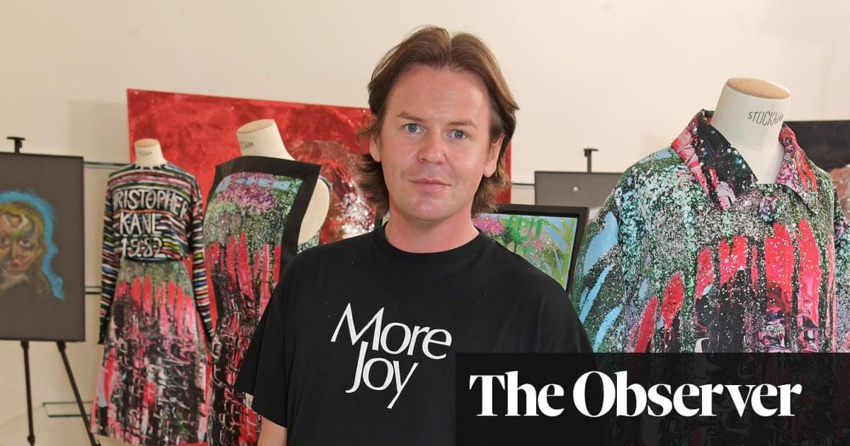 Christopher Kane: 'The fashion world needs to change'