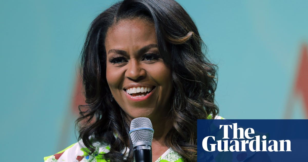 Michelle Obama sends Greta Thunberg message of support after Trump tweet