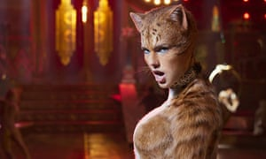 Taylor Swift in the upcoming Cats film