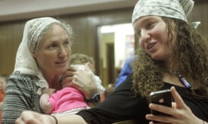 'I knew straightaway I was not a part of the church  any more. I was out. I miss my family every single day': Megan Phelps-Roper with her mother Shirley at the Westboro Baptist Church in Topeka, Kansas. Megan used social media to spread the church's message.