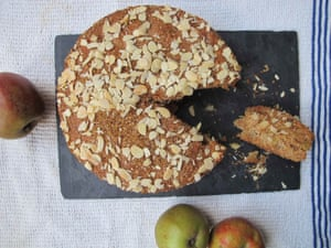 Perfect Dorset apple cake by Felicity Cloake.