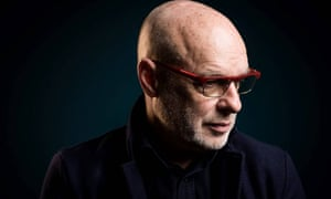 You can hear the toil under the seemingly frictionless surfaces … Brian Eno