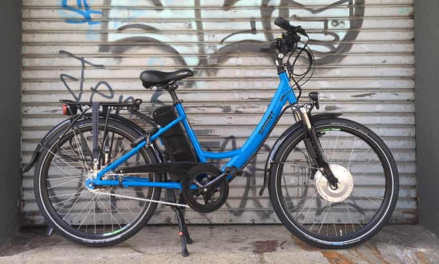 The eZee Sprint bike