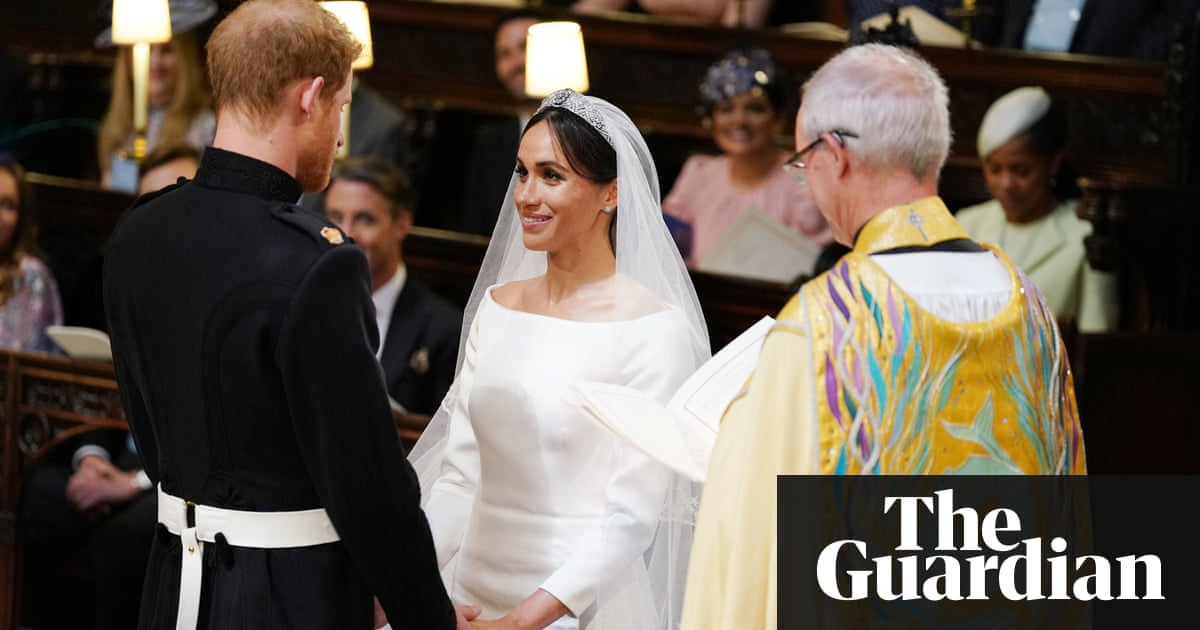 Meghan Markle and Prince Harry marry as millions watch