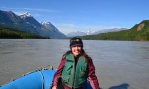 Eowyn Ivey in Alaska