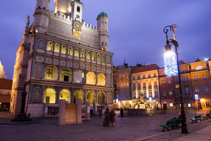 Top Winter City Breaks In Europe Travel The Guardian - The 7 best cities to buy property in europe