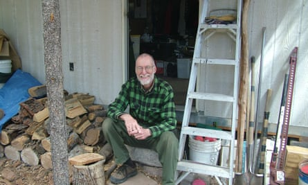 Doug Monroe, a hermit living in New Mexico, far away from any roads. When he first came here he had just $150 in cash and an 80lb pack on his back.