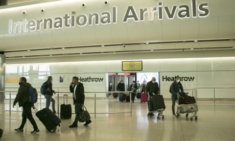 Britain's quarantine plan for travellers is too little too late | Devi Sridhar