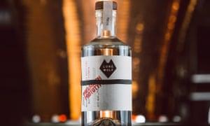 BrewDog's Lone Wolf vodka.