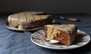 Ruby Tandoh Chocolate Orange Marble Cake The Guardian