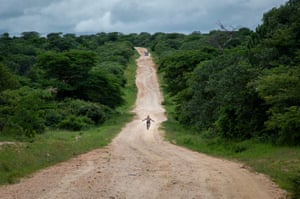 Only 17% of rural population in Zambia live close to a good road.