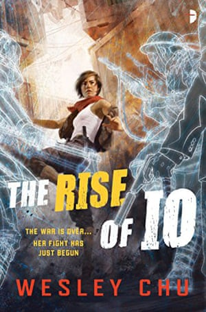 The Rise of Lo by Wesley Chu