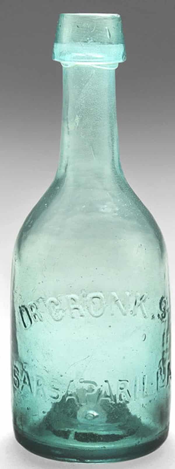A Cronk bottle.
