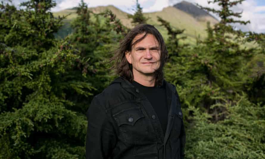 David Holthouse shot in Glen Alps Alaska for OM on 23 June