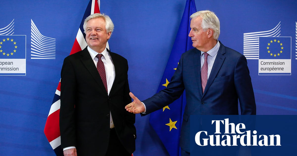 My Secret Brexit Diary by Michel Barnier review – a British roasting