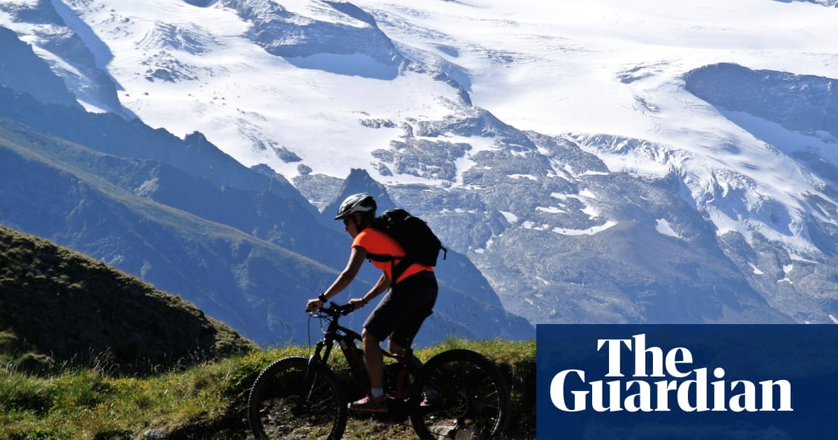 E for easy: cycling the Swiss Alps by e-bike