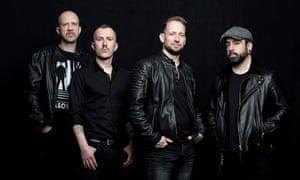 Refining the blend … Volbeat