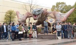 Ryozo Tsujimoto at Universal Studios